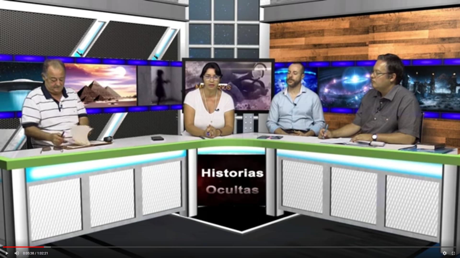 Historias Ocultas – Coronavirus 2020